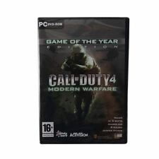Call of Duty 4: Modern Warfare - Game of the Year Edition (PC) PAL
