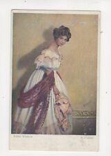 Kosel Schoene Wienerin Vintage Art Postcard 259b