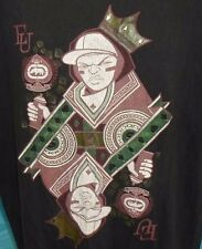 Ecko Unlimited Paid in Full King Card Classic T-Shirt Shirt Size XXL 2XL