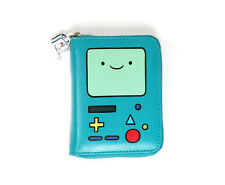 BEEMO Card Holder ADVENTURE TIME BMO Travel Pouch Cosmetics Case Purse Wallet