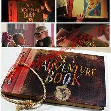 UP, My adventure book, Photo album Hand Made Movie theme for lover 40 pages