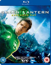 GREEN LANTERN - BLU-RAY - REGION B UK