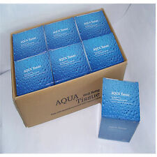Aqua tissue magic coin Tissue disposable wet towel compressed tissue 3000 pcs