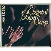 2 CD BOX ESSENTIAL GOSPEL SONGS O HAPPY DAY SWING LOW SWEET CHARIOT WHEN THE SAI