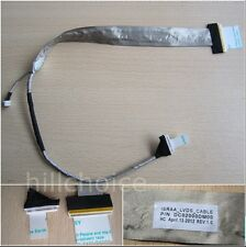 LCD Screen Cable For Toshiba Satellite P200 P205 P205D X205 Laptop DC02000DM00