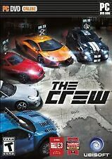 PC The Crew Race Game Windows 2014 Ubisoft Brand New and Factory Sealed