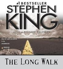 The Long Walk by Richard Bachman and Stephen King (2010, CD, Unabridged)