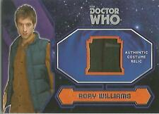 "Topps Doctor Who 2015 - ""Rory's Striped Shirt"" Costume Relic Card, Black Stripe"