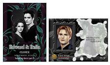 Twilight ~ nat cartes ~ ltd edition 26th set ~ breaking dawn pt 2 ~ closer ~ nouveau