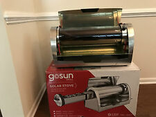 Large Brand New GOSUN GRILL REVOLUTIONARY SOLAR Cooker Stove