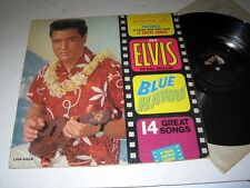 ELVIS PRESLEY Soundtrack BLUE HAWAII RCA Mono