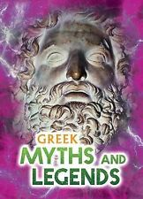 Greek Myths and Legends (All About Myths),Hunt, Jilly,New Book mon0000056574