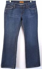 James Jeans Size 29 Petite Dry Aged Denim JIMMY ISTANBUL Stretch Inseam 29.5