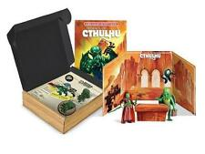 H.P Lovecraft Legends Of CTHULHU Official NECRONOMICON COLLECTOR'S Set R'Leyh