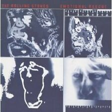"ROLLING STONES ""EMOTIONAL RESCUE (2009 REMASTERED)"" CD"