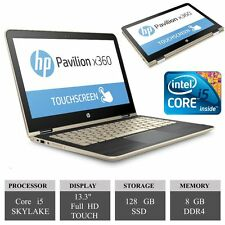 TABLET+LAPTOP HP Pavilion x360 13-u062na CORE i5 SKYLAKE FULL HD 8/128GB SSD 13""