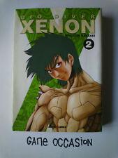 BIO DIVER XENON TOME 2 KANZAKI - PANINI COMICS