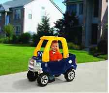 Little Tikes Cozy Ride on Truck For Toddlers Kids Ride on Toy Car Steering Toy