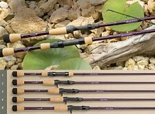 St. Croix Mojo Bass Spinning Rod 6'8, Med/X-Fast (MJS68MXF)
