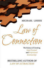 The Law of Connection by Michael Losier - New Book