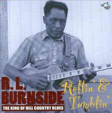 Rollin' & Tumblin': The King of Hill Country Blues * by R.L. Burnside (CD,...