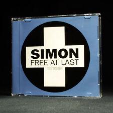 Simon - Gratuit At Last - cd de musique EP