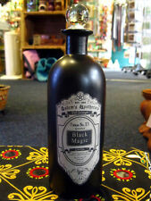 BLACK MAGIC POTION BOTTLE Spells Witch Charm ALCHEMY APOTHECARY Wiccan PAGAN