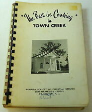 The Best in Cooking In Town Creek - Zion Methodist Church - Wilmington, NC