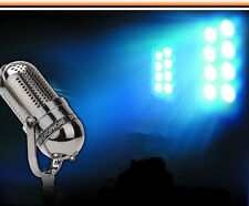 Silver 3.5 mm Desktop Microphone MIC for PC Computer Laptop Mac karaoke Skype