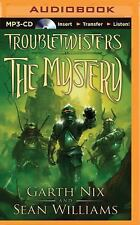Troubletwisters: The Mystery 3 by Garth Nix and Sean Williams (2015, MP3 CD,...