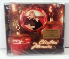 Christmas Memories by Barbra Streisand (CD, Oct-2001, Sony Music Distribution...