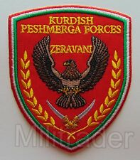 Kurdistan Kurdish Peshmerga Forces Patch