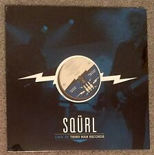 SQÜRL Live Third Man LP SQURL vampire weekend bad rabbit only lovers left alive