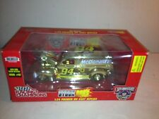 RACING CHAMPIONS NASCAR STOCKRODS 1940 FORD SEDAN DELIVERY #67 MC DONALDS 1:24