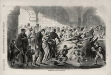 Feeding the poor at New Orleans    -    Civil War