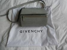 Givenchy pandora bag size medium croc print