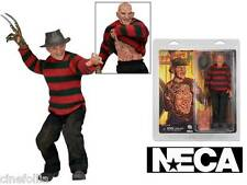 Action figure Freddy Krueger Nightmare On Elm Street 3 retro Clothed 8'' by Neca