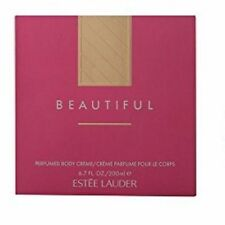 NEW IN BOX Estee Lauder BEAUTIFUL Perfumed Body Creme Cream 6.7oz Perfume Scent