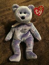 Ty Beanie Babies 1999 Clubby II 2 Tag Excellent ERROR  Tush Tag