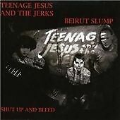 Teenage Jesus & the Jerks - Shut Up And Bleed Beirut Slump (2008) CD 29 Tracks