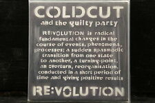 Coldcut ‎– Re:volution / Space Journey