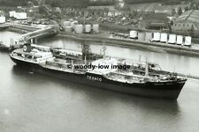 rp00201 - Oil Tanker - Texaco Oslo , built 1960 - photo 6x4
