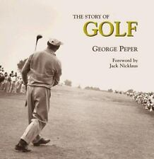Story Of Golf Peper, George Hardcover