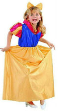 RG Costumes Child Snow White Girls Costume Size Medium 8-10
