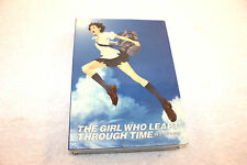 The Girl Who Leapt Through Time (DVD, 2008, 2-Disc Set, Limited Edition Artbox