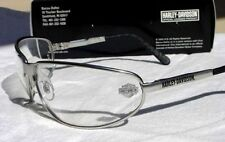 Harley-Davidson Clear Lens Motorcycle Riding Biker Glasses HD105