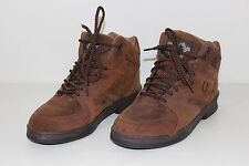 FREE SHIPPING Roper Horse Shoes Mens Size 7 Brown Leather Lace Up Ankle Boots