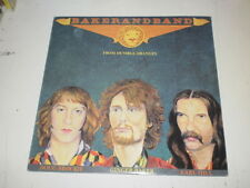BAKERANDBAND - FROM HUMBLE ORANGES - LP 1982 CBS RECORDS MADE IN AUSTRALIA - OIS