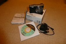 PANASONIC LUMIX DMC-TZ60 18.1MP appareil photo numérique argent très bon état