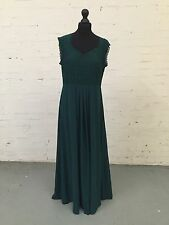 Dress Miusol Women's  Plus Size Lace Vintage XXX LARGE UK 18 GREEN